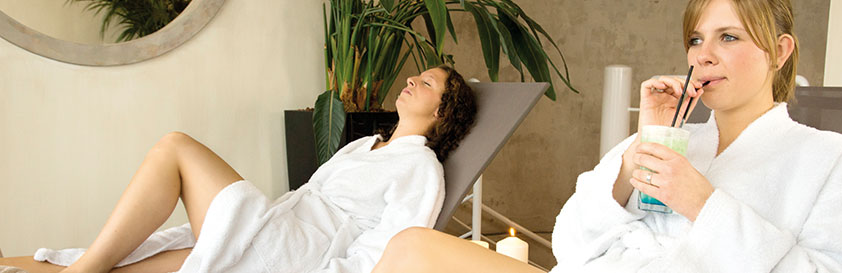 Luxusurlaub NRW Wellness-Suite